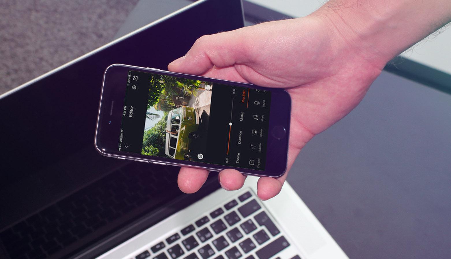 iphone videoshow