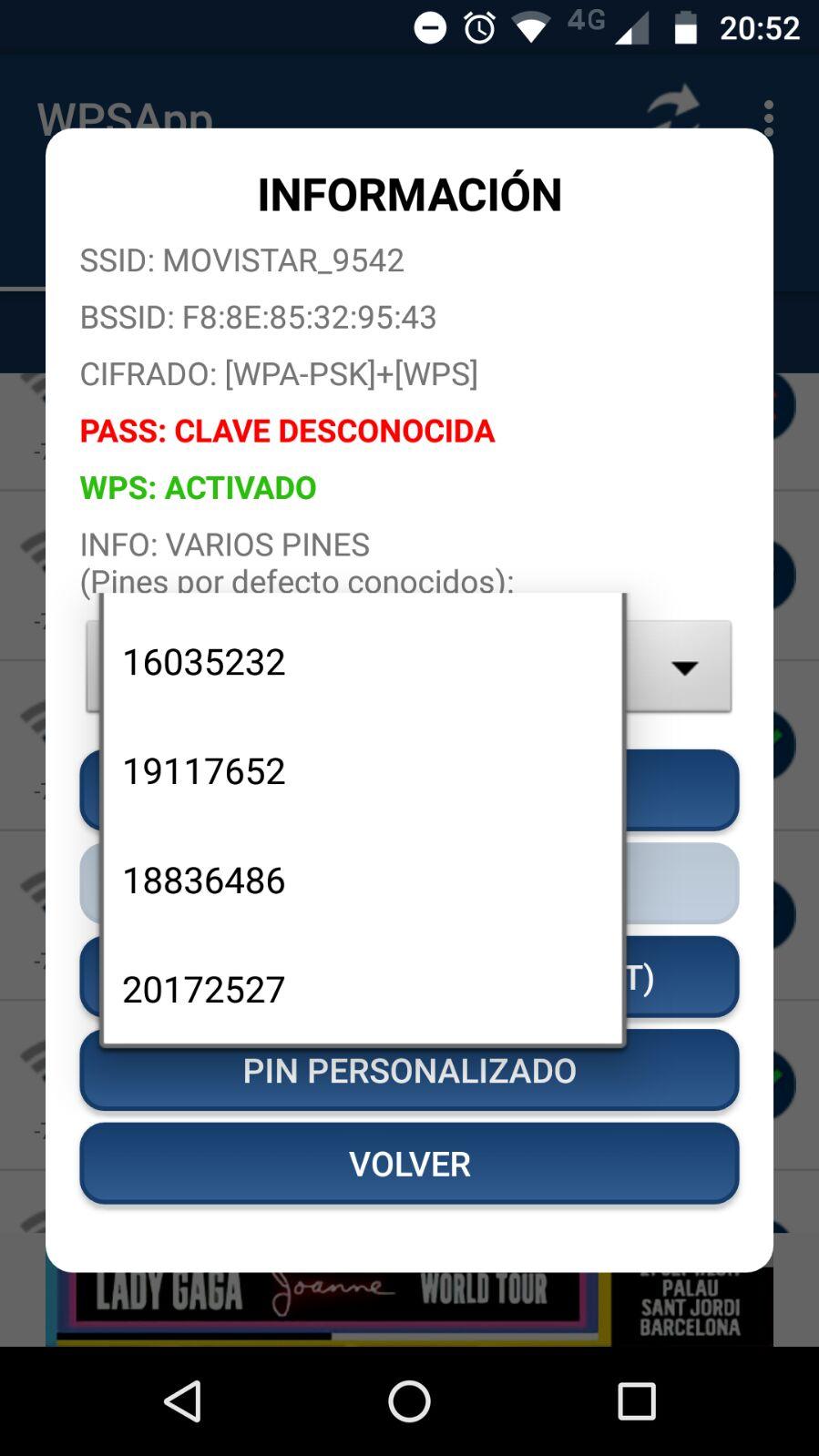 Hackear wifi android wps