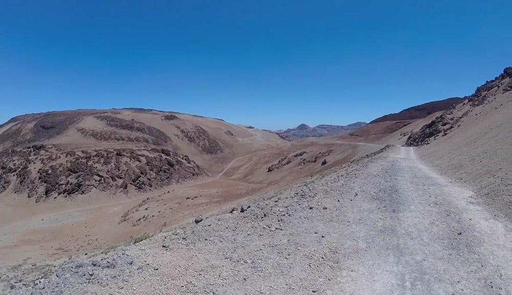 Teide con GoPro Hero Session V2 2017